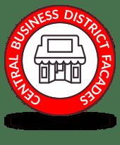 business facades